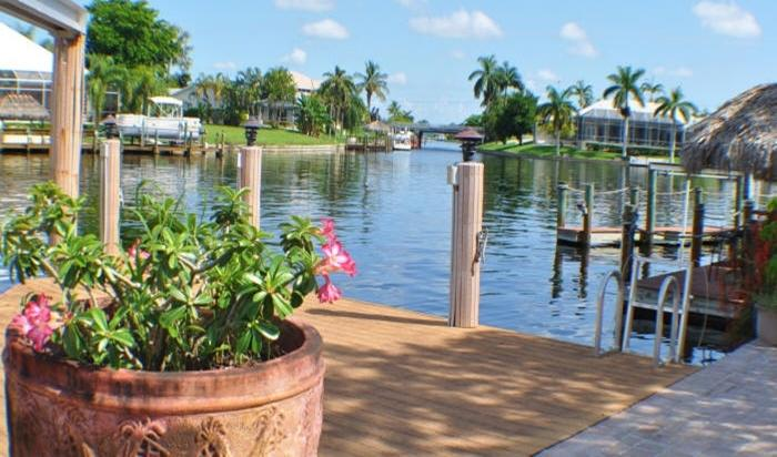 Villa Rose Garden - modern & just fabulous - Image 1 - Cape Coral - rentals