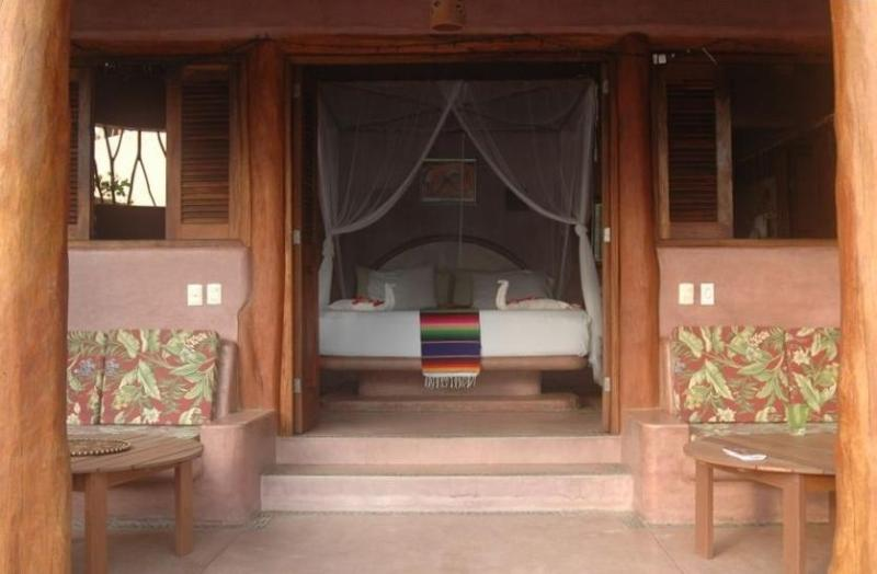Secluded Oceanfront Tropical Inn - Image 1 - Ixtapa - rentals