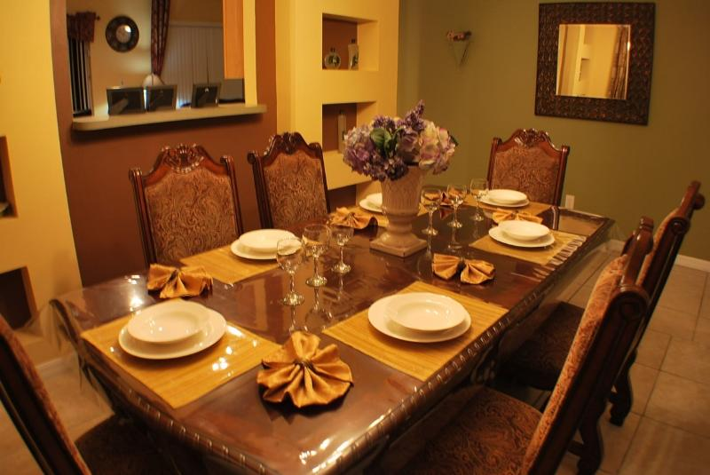 Dining room - Big discount March/Apirl8BR/5BA home 3 mins disney - Four Corners - rentals