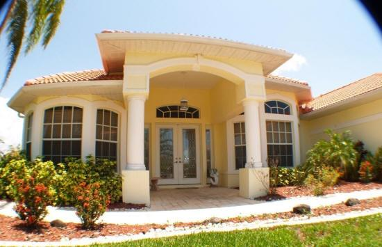 Front - Casa Primavera - spacious 3 bed, 3 bath lake home - Cape Coral - rentals