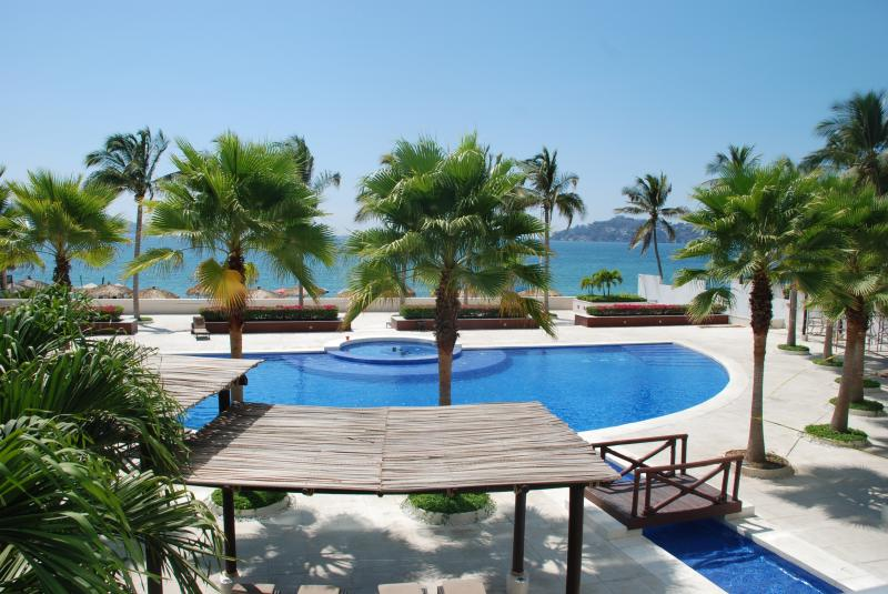 Beatiful view of the Bay Snt. Lucia in Acapulco - Image 1 - Acapulco - rentals
