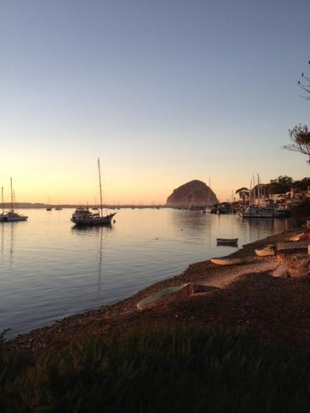 Gorgeous View in front of Townhouse - Morro Bay View & a Dream Come True! - Morro Bay - rentals