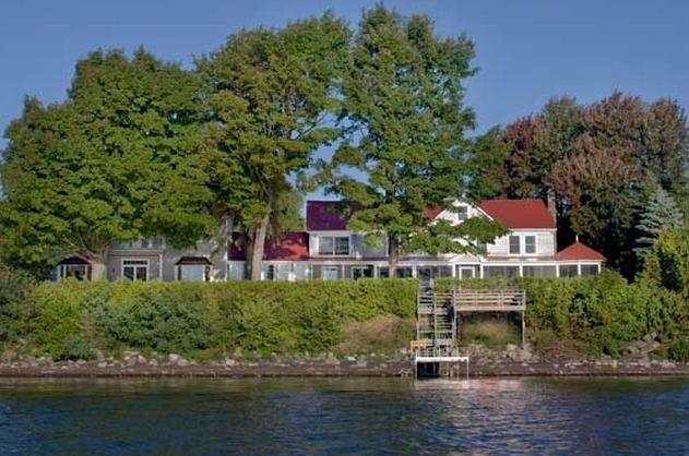 Historic home on the shores of Lake Champlain - Image 1 - Champlain Islands - rentals