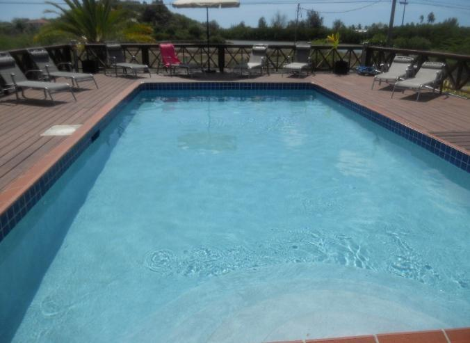 Luxury 4 Bed Villa with private pool, AC & Wifi - Image 1 - Jolly Harbour - rentals