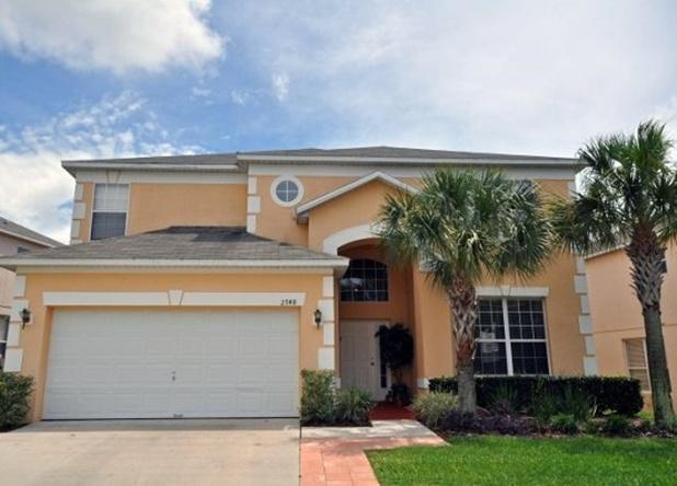 7 Bedroom 5.5 Bath 2748 LK S Face Pool, Spa Games - Image 1 - Kissimmee - rentals
