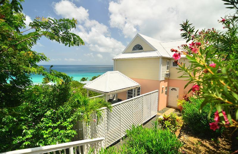 Seabreeze Villa - An Ocean View Villa / Suite 2 Minutes To Long Bay Beach - West End - rentals