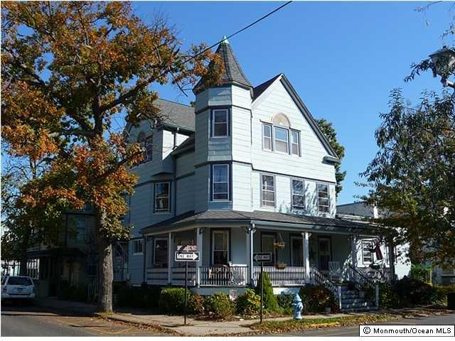 Historic Elegance, Magnificent Space - Ocean Grove, NJ Spacious 3 BDRM, Gourmet Kitchen, - Ocean Grove - rentals
