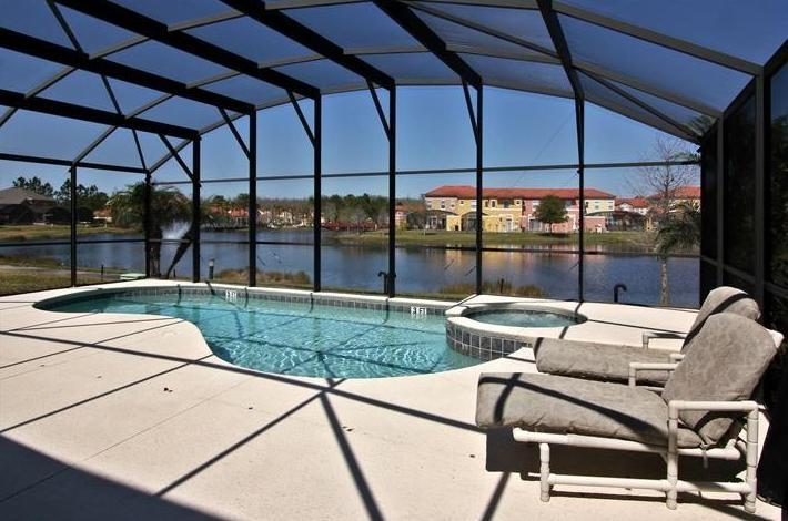 Beautiful Lake Front View - Your Luxury Vacation Rental in 2016! 8BR/4.5BA, - Kissimmee - rentals