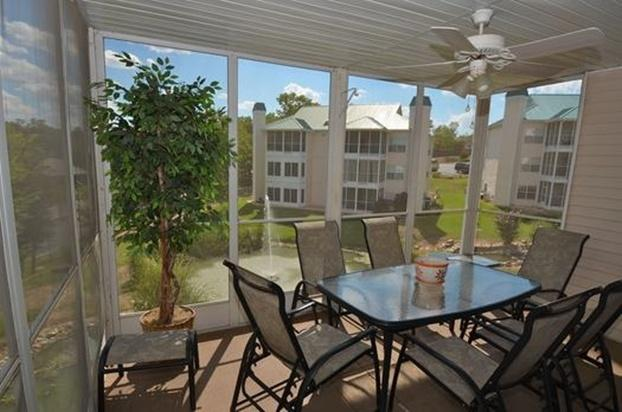 2BRCondo @ Branson Meadows-Park view from Porch - Image 1 - Branson - rentals