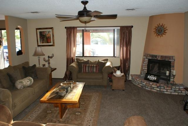 Beautiful Views from Living Room - RIVER RANCH STYLE CASA-VIEWS VIEWS VIEWS! - Bullhead City - rentals