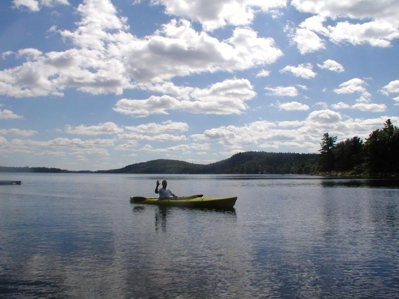 This Could Be You! - Cozy Cabin On Lake & Near Bay w/2 Kayaks,Canoe - Swanville - rentals
