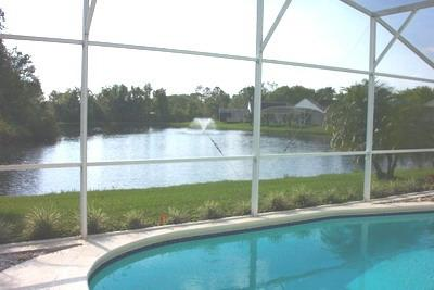 "West Facing Pool with Lake View - Suray ""Our Jewel from the Orient"" - Kissimmee - rentals"