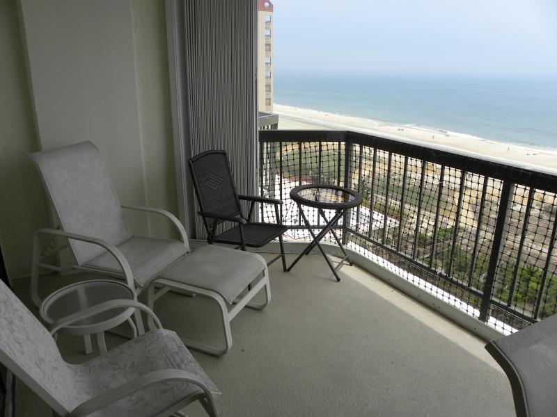 Yes this is direct ocean front... you can smell the salt air... - Irene - Ocean City - rentals