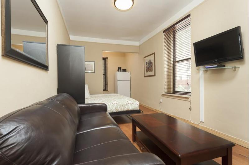 West Side in this Quaint Studio - Image 1 - Manhattan - rentals