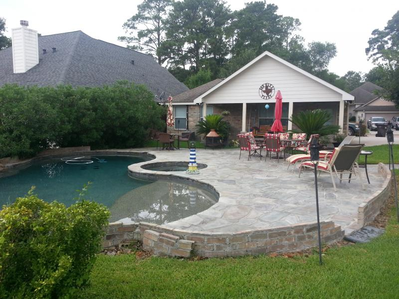 Guest House / Pool House - Walden Country Club on Lake Conroe Weekend Getaway - Montgomery - rentals