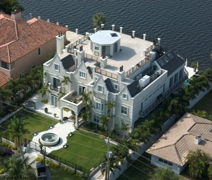Modern Castle on the Middle River - Image 1 - Fort Lauderdale - rentals