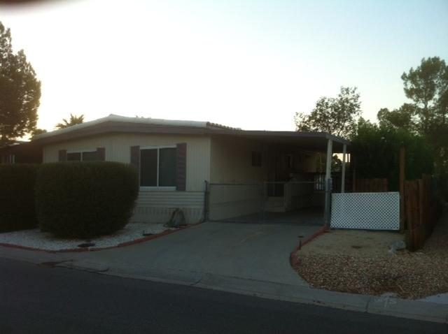Carport - Desert Crest Country Club - Desert Hot Springs - rentals