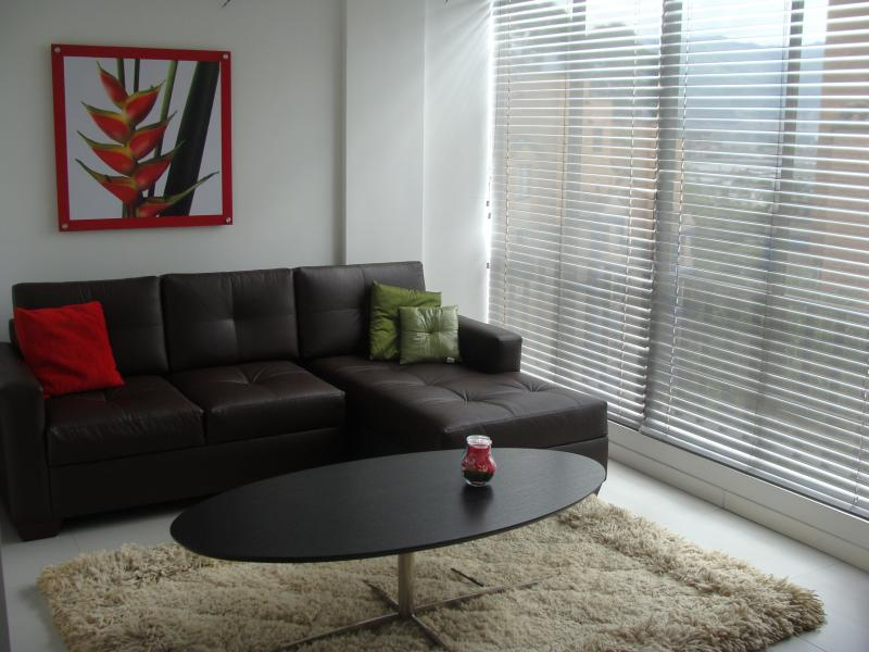 Great location apart in Medellin 3BR/2-8 People - Image 1 - Medellin - rentals