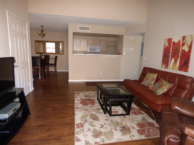 One bedroom condo on West Flamingo near the Strip - Image 1 - Las Vegas - rentals
