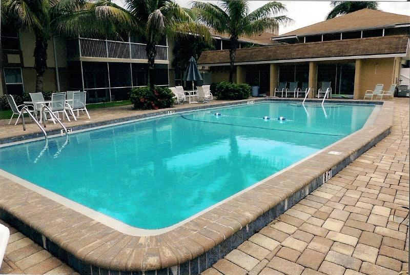 Heated Pool - Piece of Paradise, Fort Myers, Florida Condo - Fort Myers - rentals