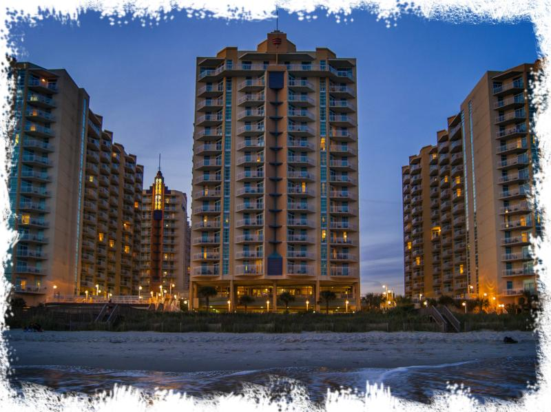 Beach Side Myrtle Beach 2 Bedroom Ocean View Condo - Image 1 - North Myrtle Beach - rentals