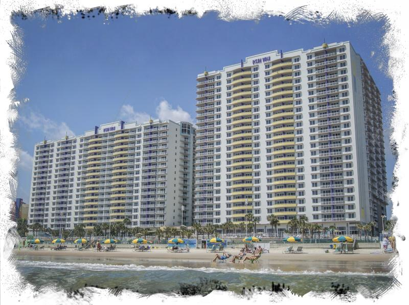 Beautiful Wyndham Ocean Walk Resort - Image 1 - Daytona Beach - rentals