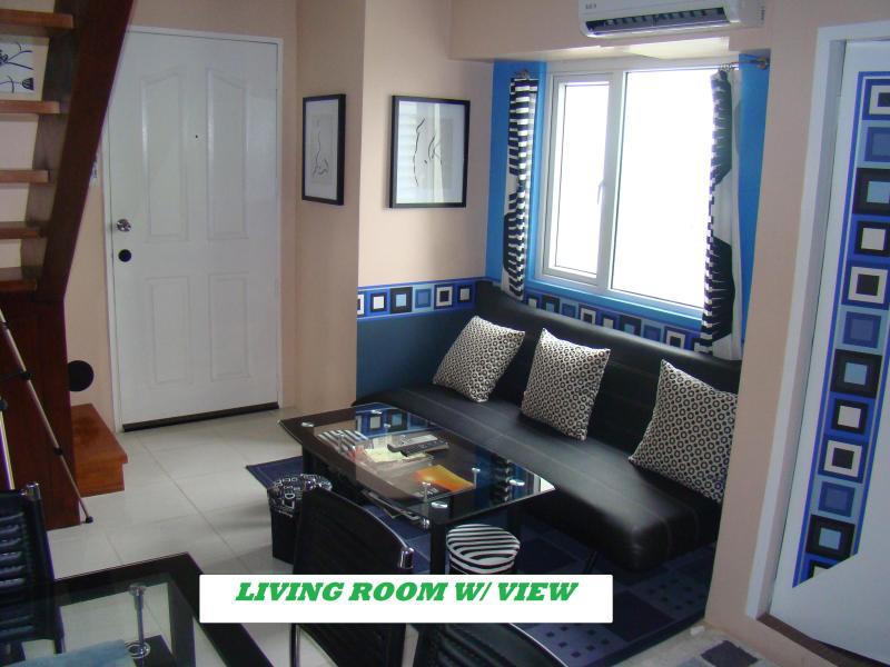 2 BR Condo,26th F @Victoria de Manila-Taft Avenue - Image 1 - Manila - rentals