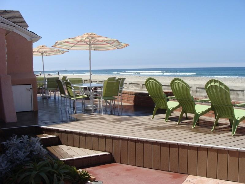Best Patio in Mission Beach - Best Patio in Mission Beach - San Diego - rentals