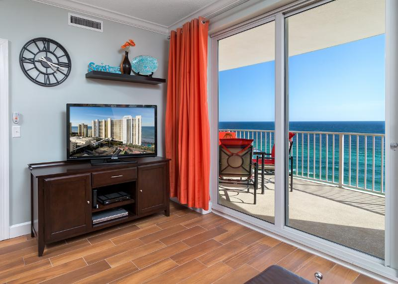 Professionally Decorated, Newly Remodeled Condo - Ocean is Calling. ANSWER! Deluxe Ocean Front 2BR - Panama City Beach - rentals