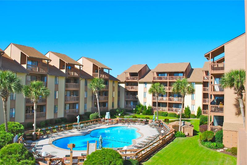 2 & 3 Bedroom Oceanfront Condos at the Anchorage - Image 1 - Myrtle Beach - rentals