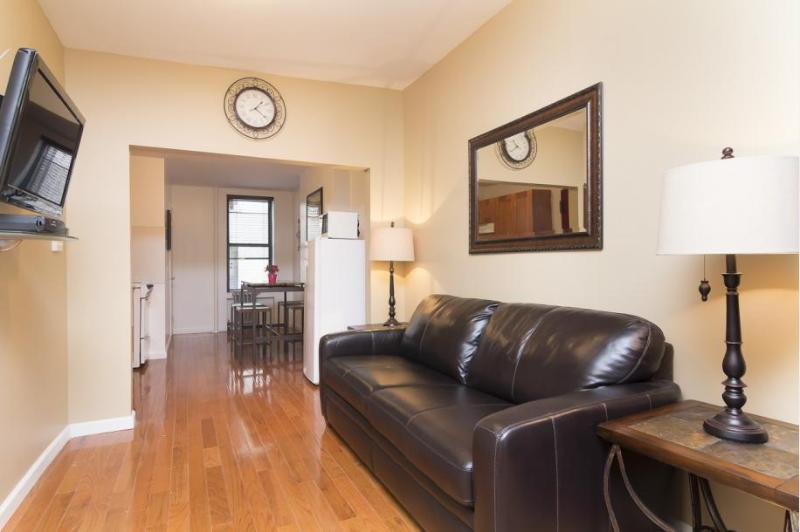 Stay on the West Side, 1 Bedroom Apartment - Image 1 - Manhattan - rentals