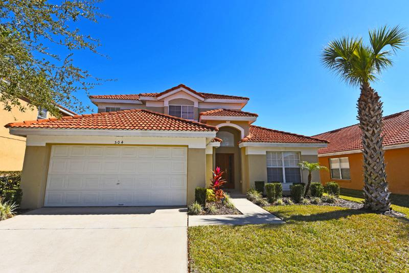 Beautiful Aviana 5 bedroom pool home - Image 1 - Davenport - rentals