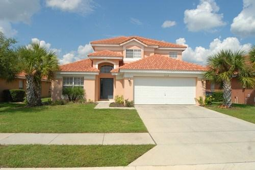 Gated community Pool & Spa Vacation Home w/Game Rm - Image 1 - Davenport - rentals
