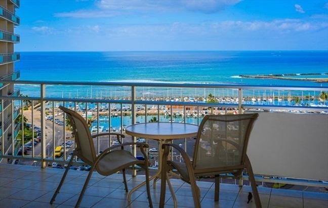 Waikiki Ilikai 1804 Ocean / Sunset Views @ Beach - Image 1 - Waikiki - rentals