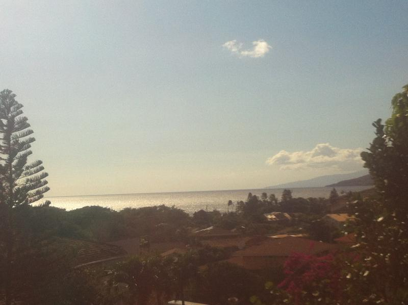 Our sunny Maui weather enables clear views of the ocean and neighboring islands. - Oceanview Maui Rental Home - Kihei - rentals
