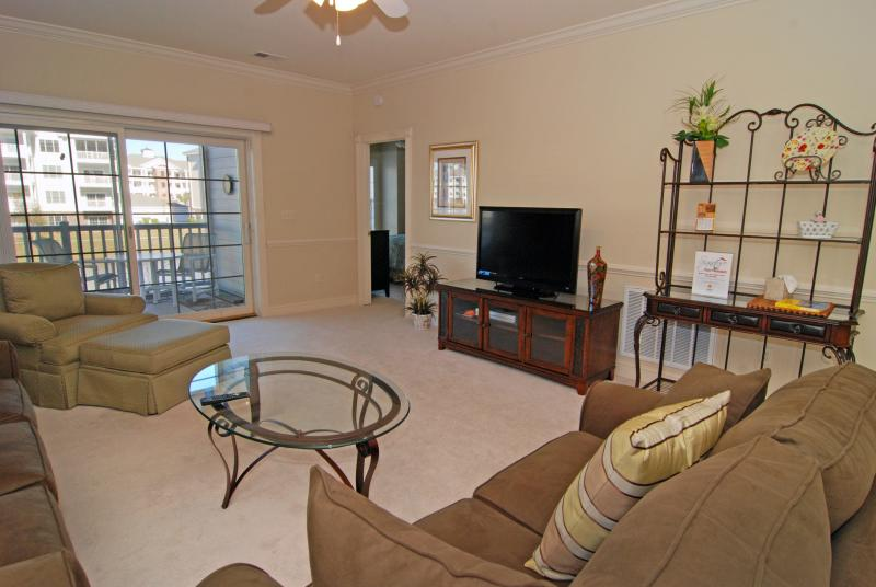 Outstanding Magnolia Pointe Condo with a Terrace, in Myrtle Beach - Image 1 - Myrtle Beach - rentals