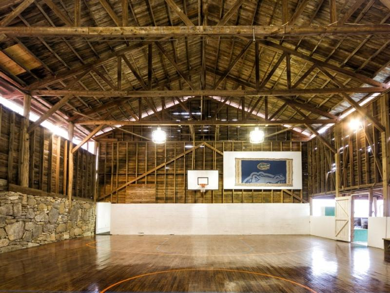 Historic Gymnasium - oldest in America! - Cloud 9: Gorgeous home- Heated Pool & Water Slide! - Asheville - rentals