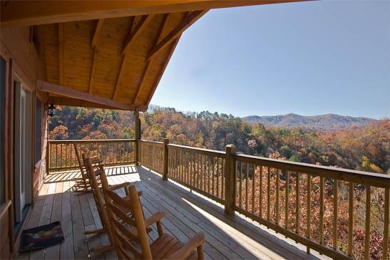 Swimming in Seclusion - Image 1 - Sevierville - rentals