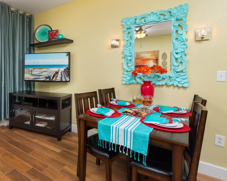 Dine in Style - Beach is Calling, ANSWER!   FABULOUS Ocean front condo, Breathtaking Views - Panama City Beach - rentals