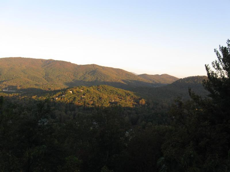 Black Rock Mountain and Black Rock mountain State Park - Willie Bear Cabin - Clayton - rentals