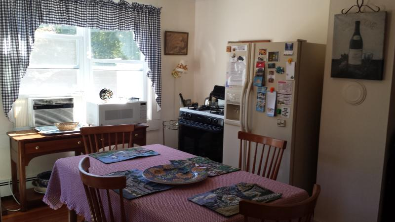 Seating for 4 at the Dining Table - Booking for 2016 , Darling Cottage - Oak Bluffs - rentals