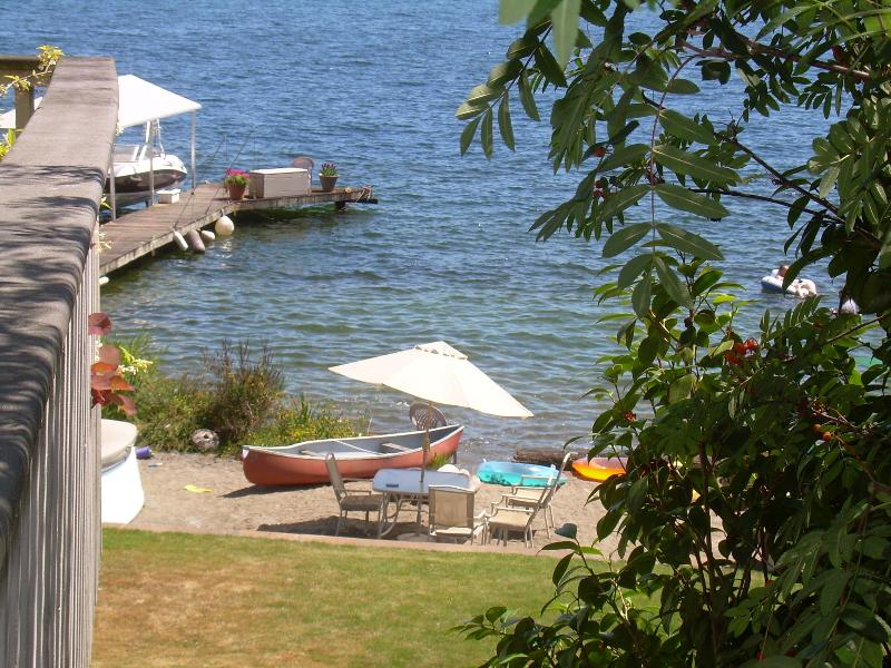 Waterfront Lk Washington Mercr Island - Image 1 - Mercer Island - rentals
