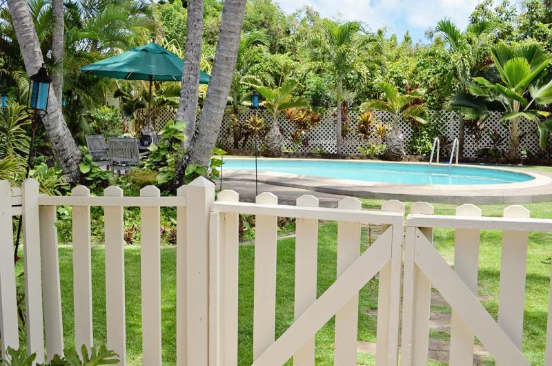 Kailua Surf Paradise Hale, pool - Image 1 - Kailua - rentals