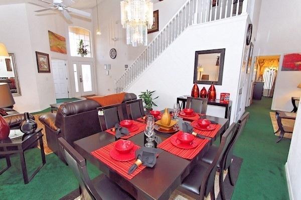Dining Room - Golden Memories - Kissimmee - rentals