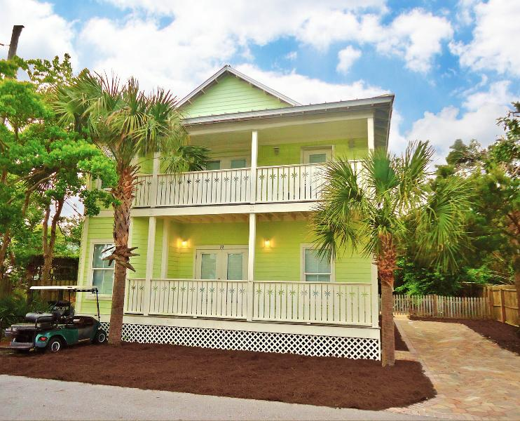 Limearita is the perfect vacation home for your Destin vacation! - 6 bedroom 4 bathroom with private pool 2 blocks to the beach!! - Destin - rentals
