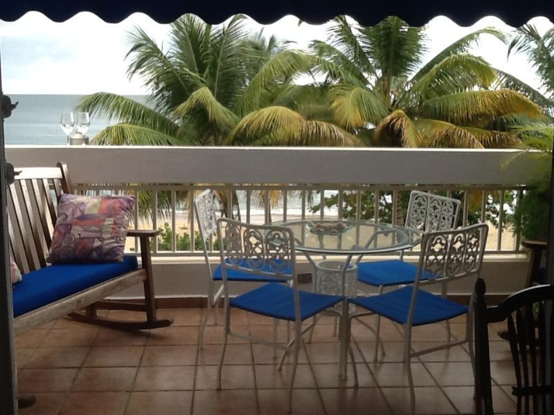 Beautiful Beachfront Condo in Rincon - Image 1 - Rincon - rentals