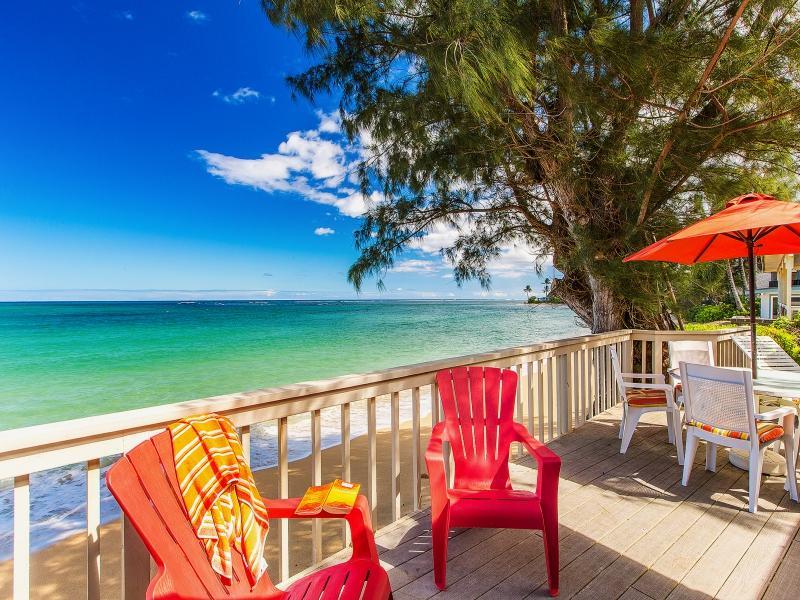Hawaii Northshore Cottage Great Sandy Beach - Image 1 - Hauula - rentals