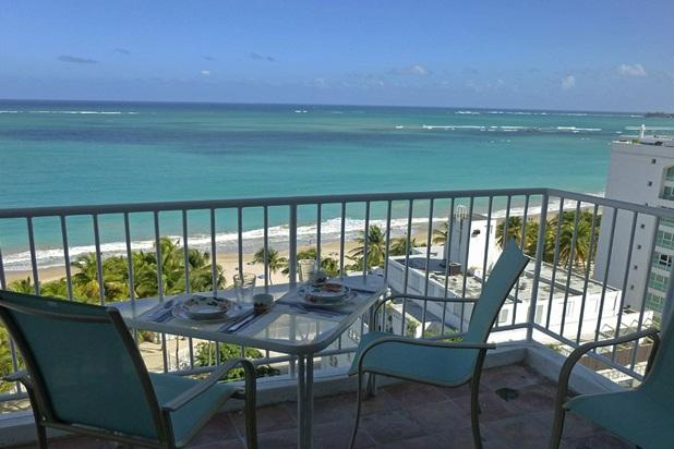 Fantastic Beach at Your Feet -Steps from Casinos - Image 1 - Isla Verde - rentals