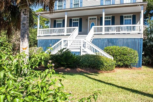 Smiles everyone. Welcome to Fantasy Island - Unparalleled Privacy Just Steps to the Beach - Folly Beach - rentals