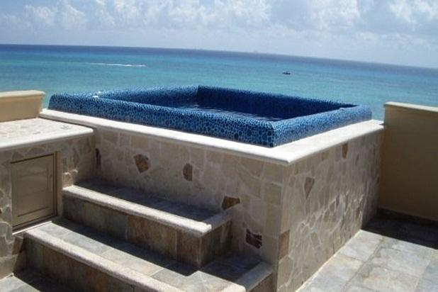 Ocean Front 3 Beds Penthouse in Downtown - Image 1 - Playa del Carmen - rentals